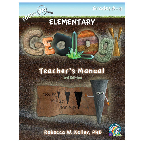 Focus On Elementary Geology Teacher's Manual, 3rd Edition