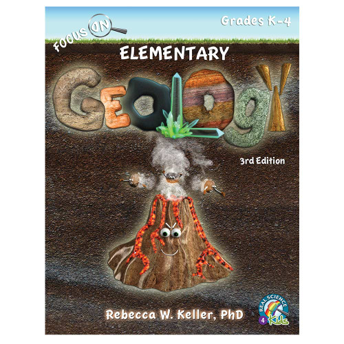 Focus On Elementary Geology Student Textbook, 3rd Edition