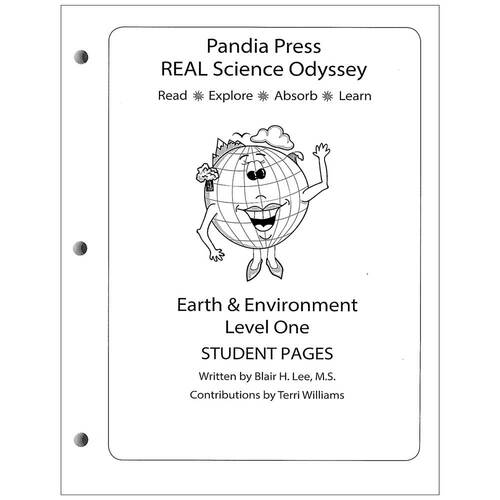 R.E.A.L. Science Odyssey Earth & Environment 1 Student Pages