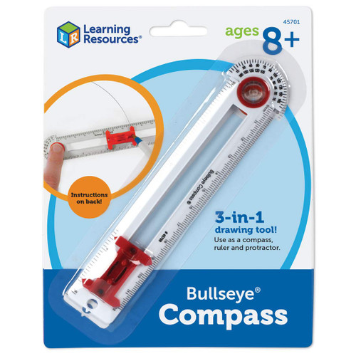 Circle Compass 4-in-1 Drawing Tool