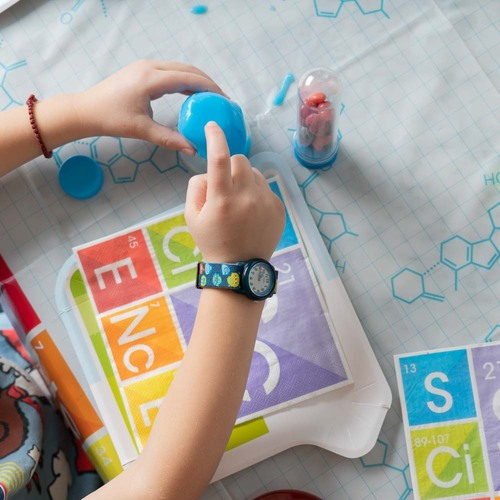 Kids Science Party Favors and Decorations