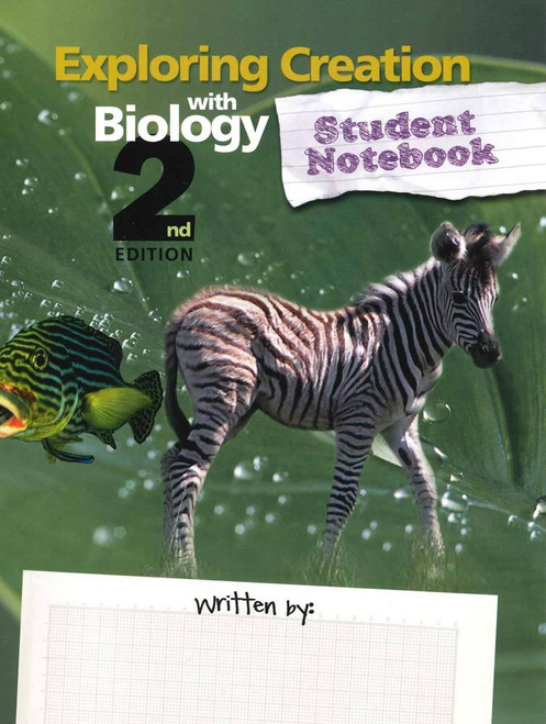 Apologia Biology Student Notebook - 2nd Ed