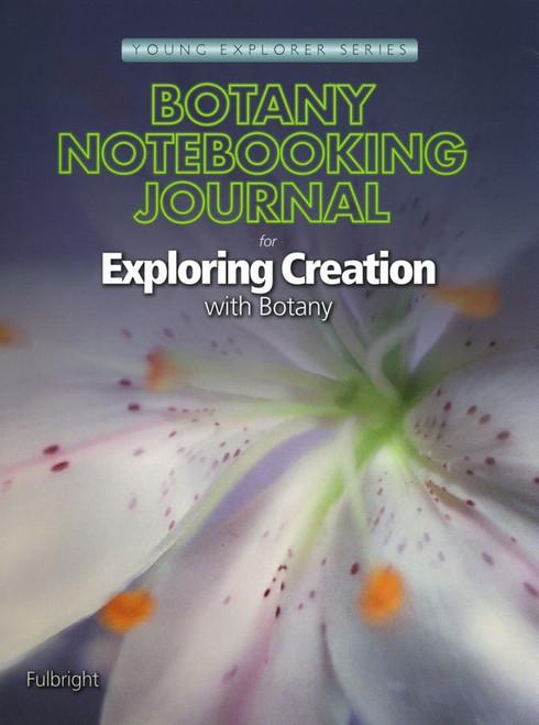 Apologia Botany Notebook - 1st Ed