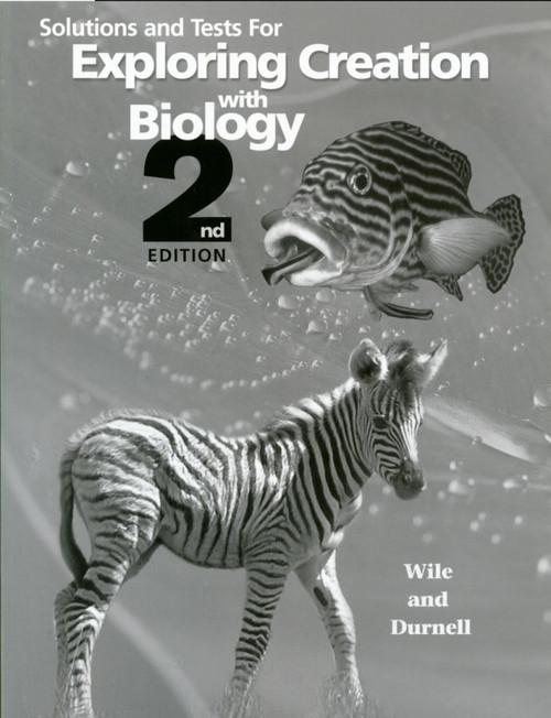 Apologia Biology - Tests & Key - 2nd Ed