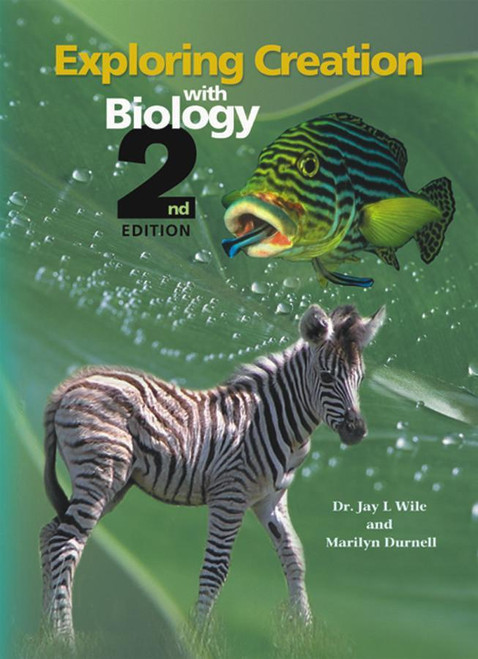 Apologia Biology Textbook - 2nd Ed