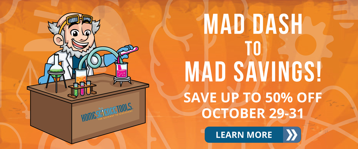 Mad Dash to Mad Savings - Save up to 50% off
