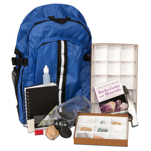 acfa6a99a24c6 Rock Collecting Starter Kit  The Perfect Backpack Kit For Your