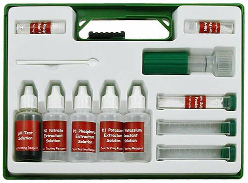 Soil Test Lab Kit