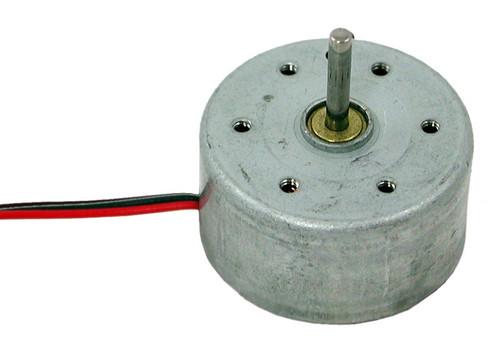 Small DC Motor, 0 5-6 volt