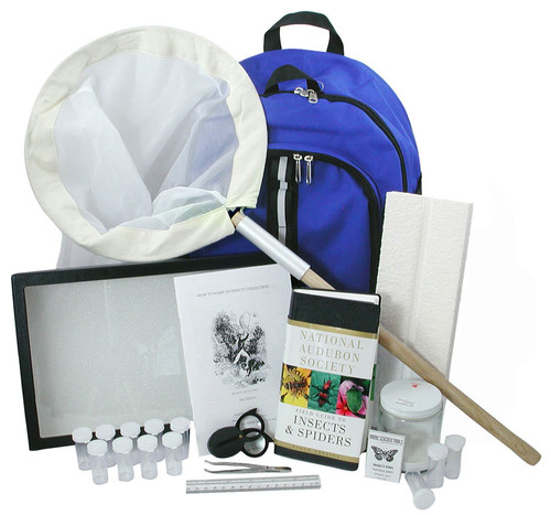Insect Collector's Backpack Kit