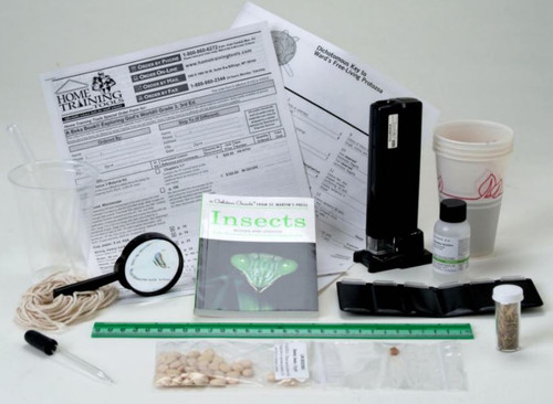 Lab Kit for use with Abeka Science Grade 3