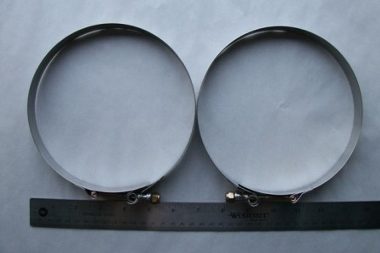 050-124m :  Muffler Clamp Kit