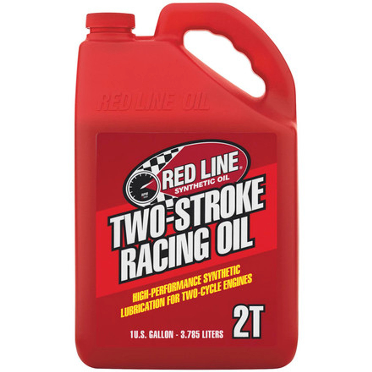 Red Line Two-Stroke Racing Oil, 1 gallon