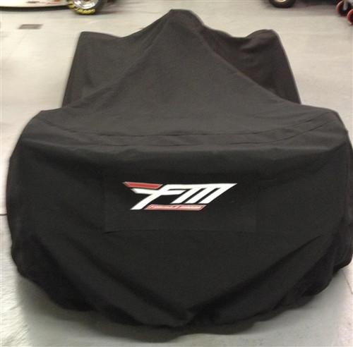 130-101: Car Cover + Bag | Formula Mazda | Black