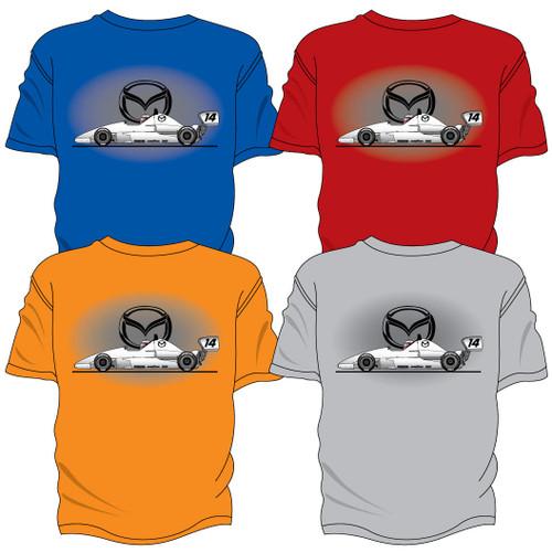 Formula Mazda T-Shirt | Pre 2020