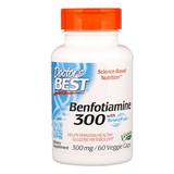 Doctor's Best Benfotiamine 300 mg #60