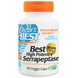 Doctor's Best High Potency Serrapeptase #90