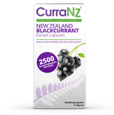 CurraNZ New Zealand Blackcurrant Capsules 300 mg #30