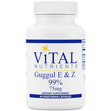 Vital Nutrients Guggul E&Z 99% 75 mg - 60 capsules