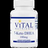 Vital Nutrients 7-Keto DHEA 100 mg -  60 vegcaps