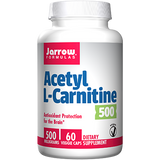 Jarrow Acetyl-l-Carnitine 500 mg - 60 capsules