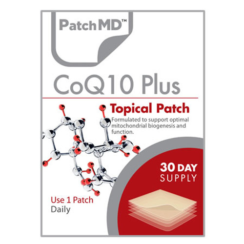 CoQ10 Plus Topical Patch