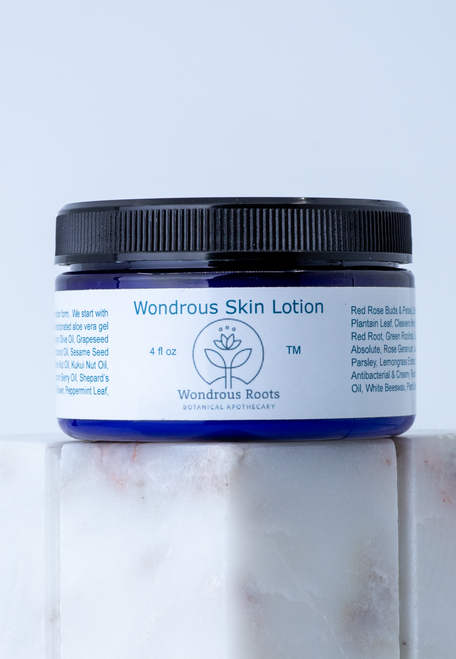 Wondrous Skin - The Lotion in a JAR