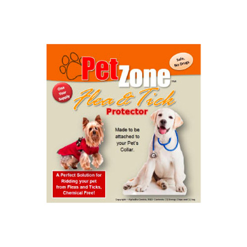 Pet Zone FLEA&TICK PROTECTOR for Dogs