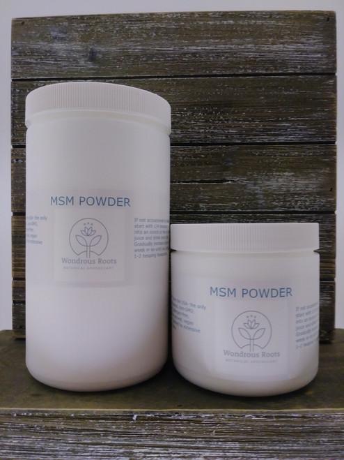 MSM Powder - OptiMSM