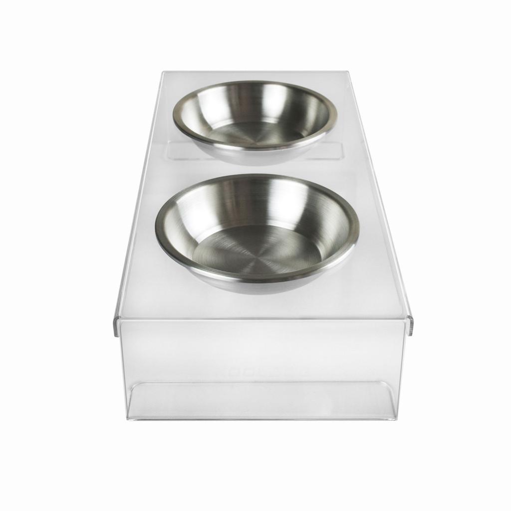 clear-acrylic-raised-dog-feeder-side