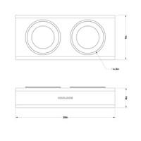 white-steel-raised-dog-feeder-schematics