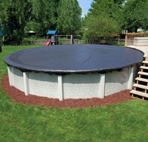 Above Ground Pool Winter Cover 24' Diameter