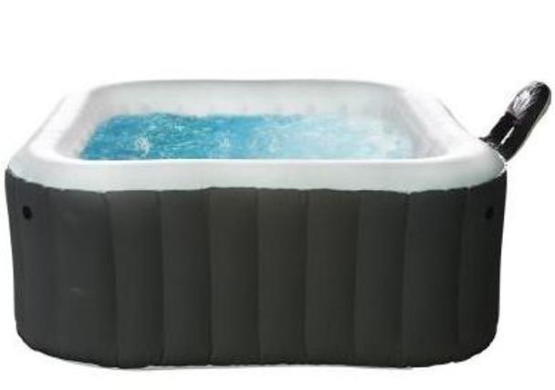 Alpine B-90 inflatable hot tub.
