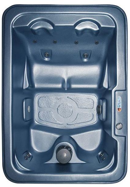 QCA Spas Mystic 4 Person Hot Tub 120V