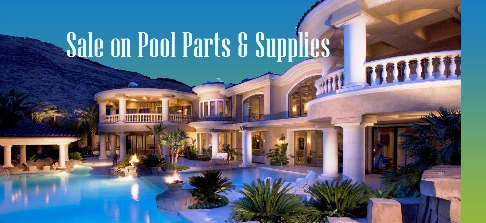 pool parts sale
