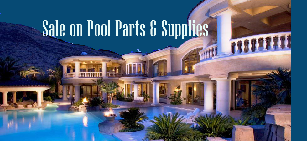 sale on pool parts