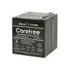 Eagle Picher CF-12V33/C battery  12v 33Ah rechargeable sealed lead acid battery with F2 terminals.