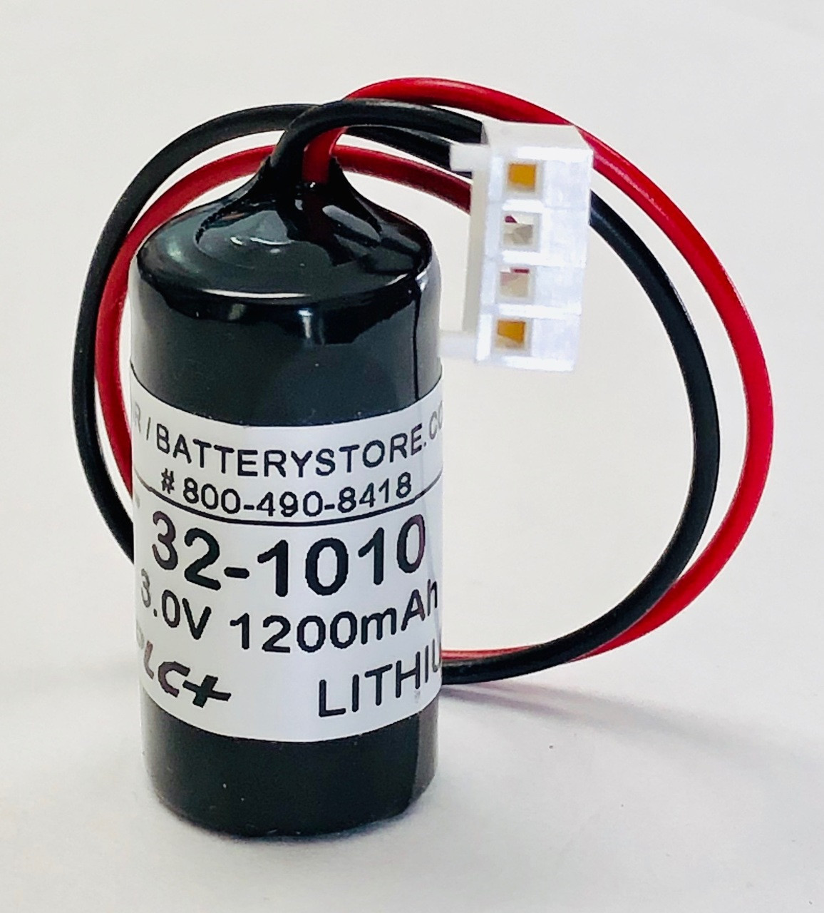 HAAS 32-1010 Replacement Battery