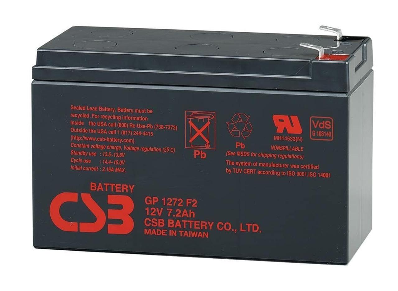 GP-1272F2 Sealed Lead Acid Battery