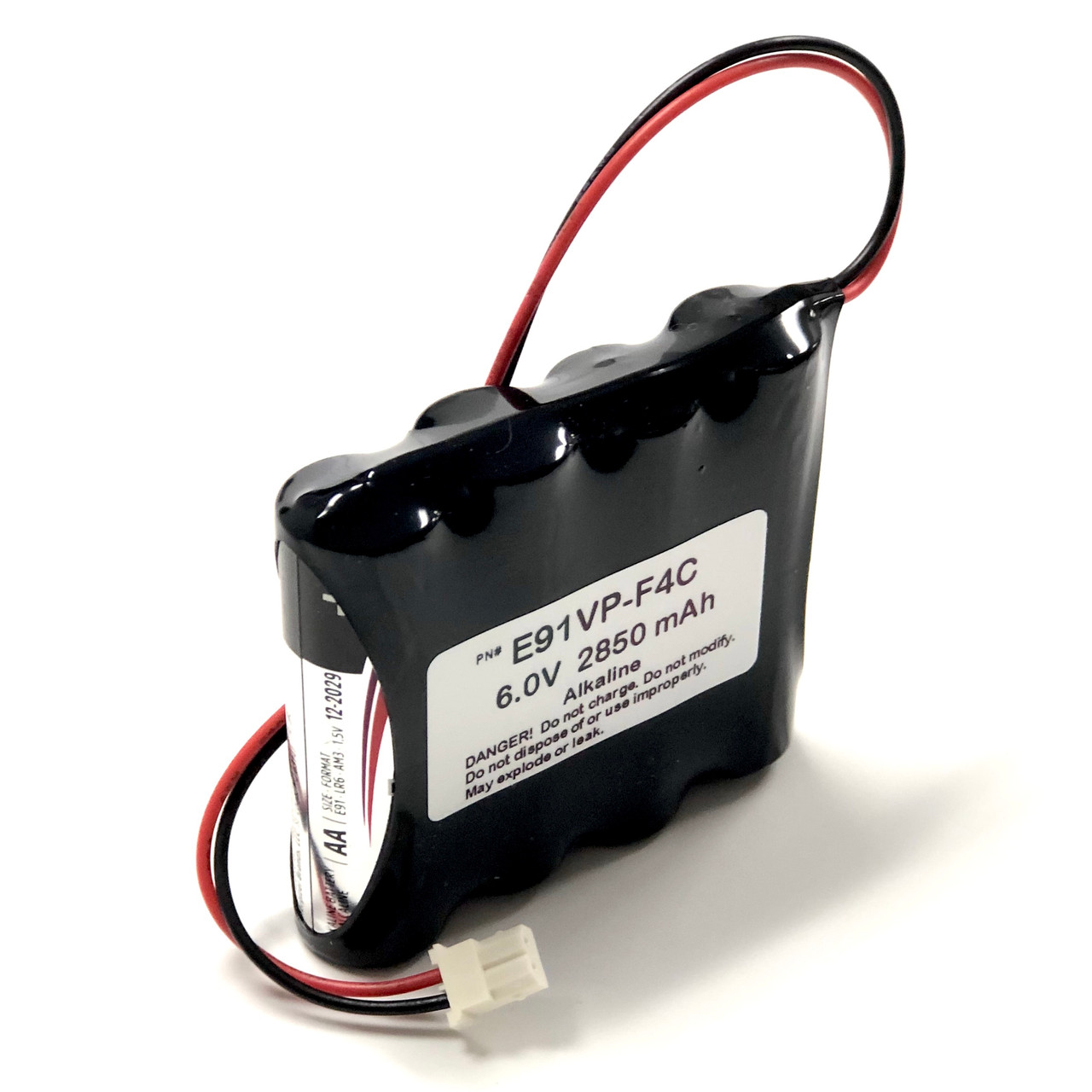 Aftermarket Replacement for ES8 Hand Sanitizer Dispenser Replacement Battery