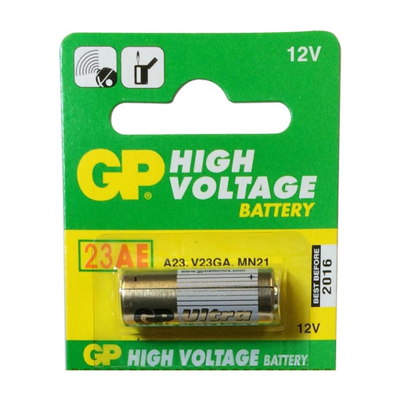 GP - Gold Peak GP23A Batteries - 23AE 12V Alkaline Battery