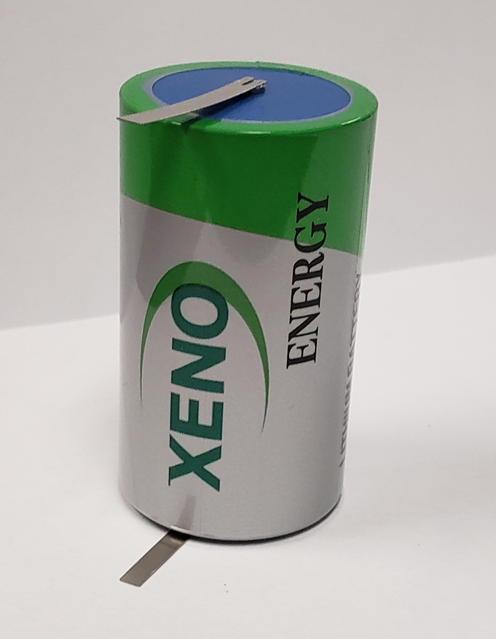 Xeno XL-205F-T1 with Tabs Size D 3 6V 19 0Ah Lithium Battery