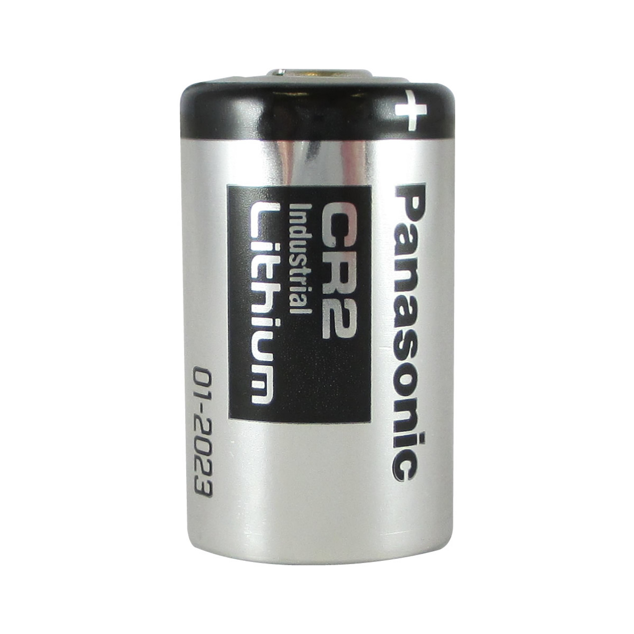Panasonic CR2 Battery - 3 Volt 850mAh 1/2 AA Lithium (Bulk)