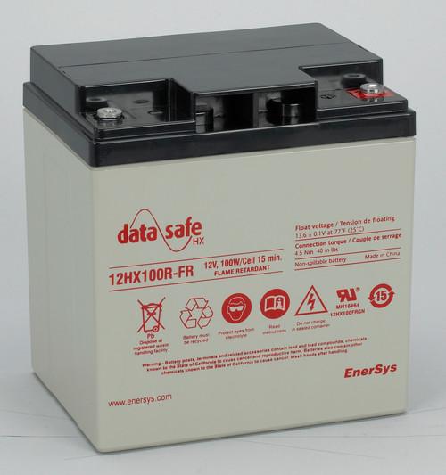 Data Safe 12HX100FR Battery 12V 21AH 100W ENERSYS