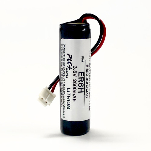 Aftermarket Replacement for ER6H Battery