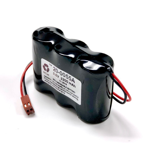 Aftermarket Replacement for 20-0055A Battery