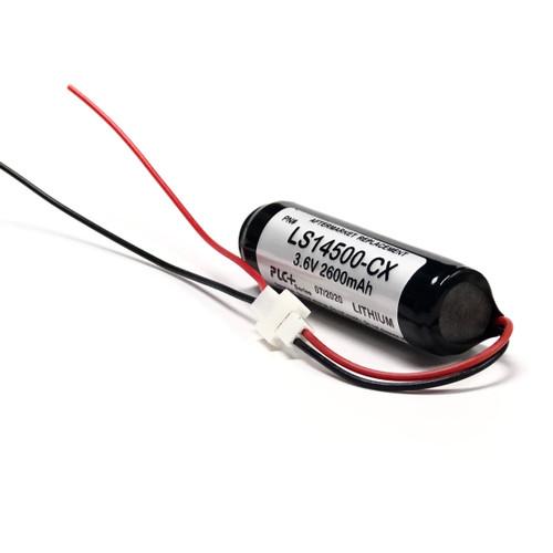 LS14500-CX  3.6V 2.6AH PLC LITHIUM BATTERY