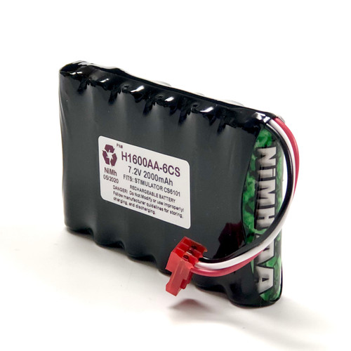 Aftermarket Replacement for Control Solutions CS6101 Interferential Stimulator Battery
