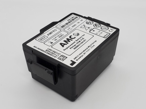 Aftermarket Replacement Battery for Phillips HeartStart FR3 (989803150161)
