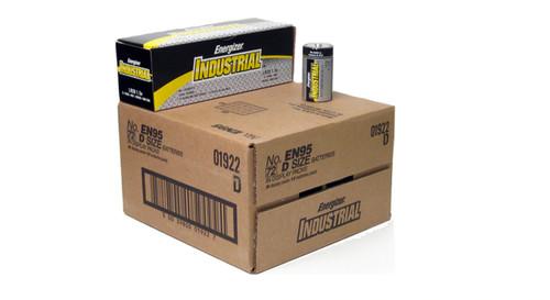 EN95 Energizer Industrial D Alkaline Battery